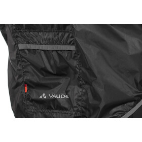 VAUDE Air III Jas Heren, black